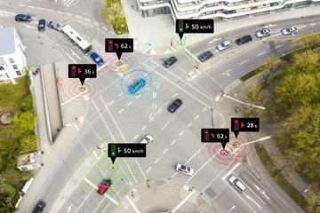 Data-gedreven mobiliteit - Achtergrond