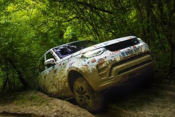 Land Rover laat Discovery weer zien