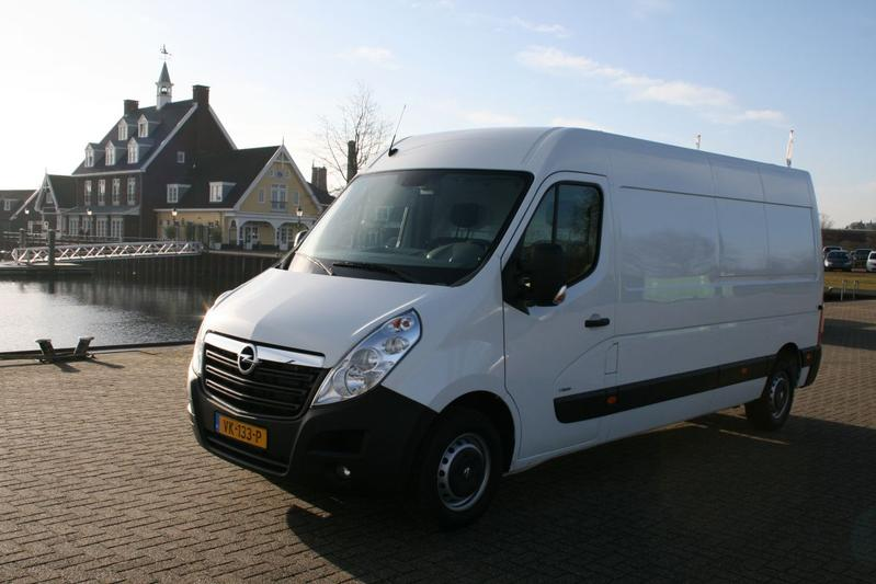 Gereden: Opel Movano 2.3 CDTI BiTurbo
