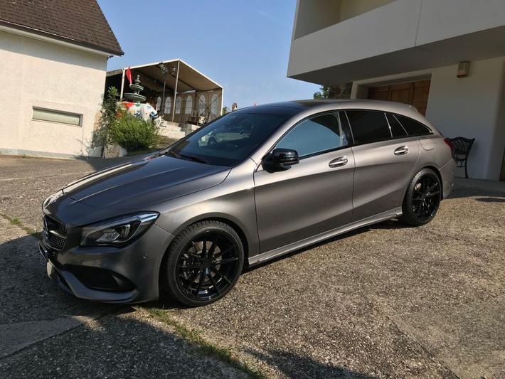 Mercedes-Benz CLA 250 4MATIC Sport Shooting Brake (2017)