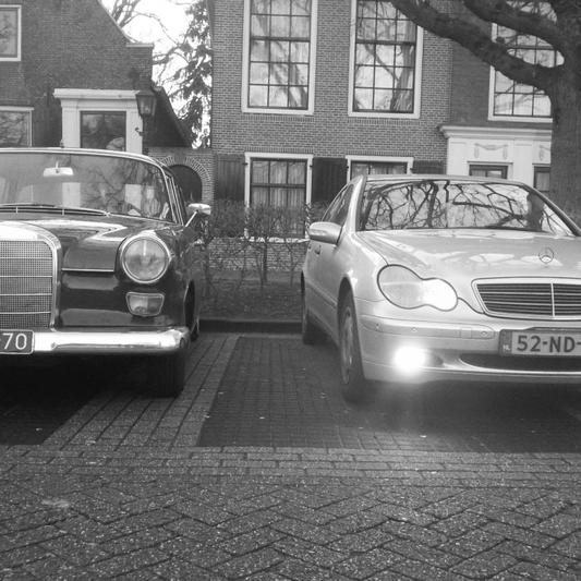 Mercedes-Benz C 200 CDI Classic (2003)