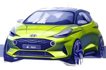 Hyundai i10 komt naar de IAA