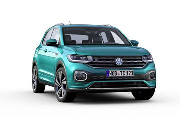 Volkswagen T-Cross onthuld