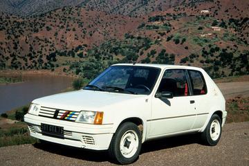 VriMiBolide: Peugeot 205 Rallye