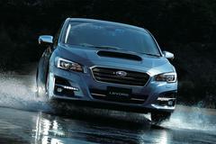 Kleine facelift voor Subaru Levorg