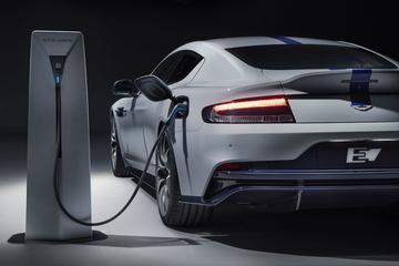Aston Martin werkt aan volledig elektrisch model