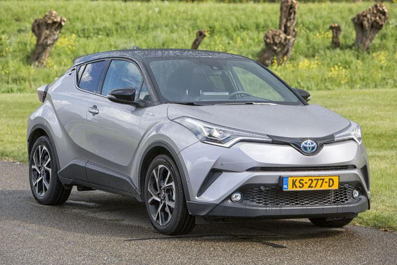 Toyota C Hr Hybrid 2017 Autoweek Nl
