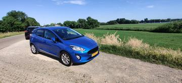 Ford Fiesta 1.0 EcoBoost 95pk Connected (2020)