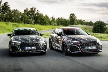 Nieuwe Audi RS3 is sneller, scherper en wilder