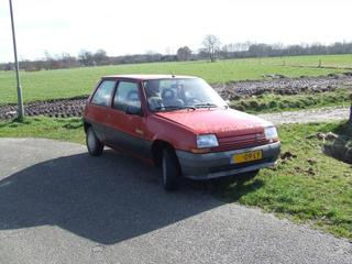 Renault 5 SL (1989)