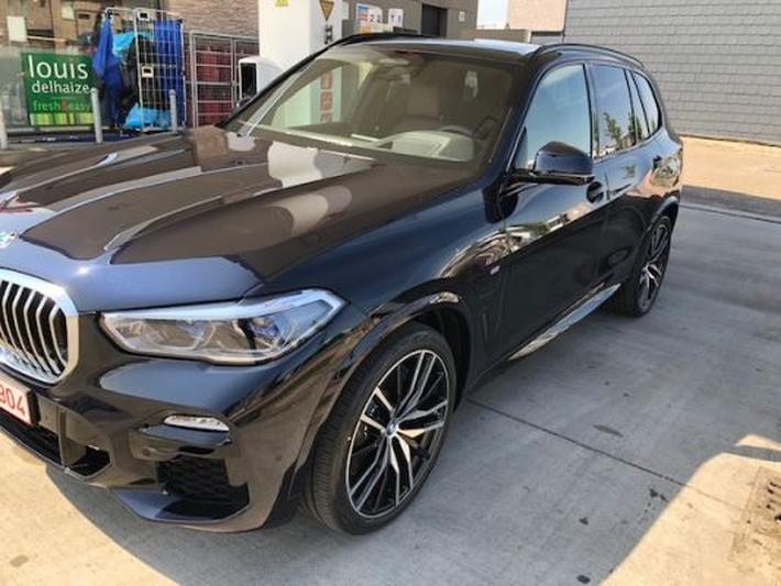 BMW X5 xDrive45e (2020)
