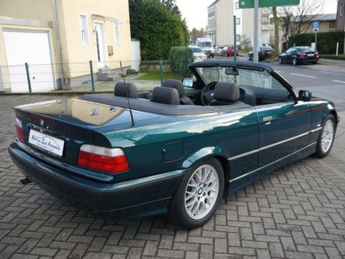 BMW 318i Cabrio Executive (1998)