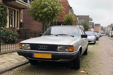 In het Wild: Audi 80 (1979)