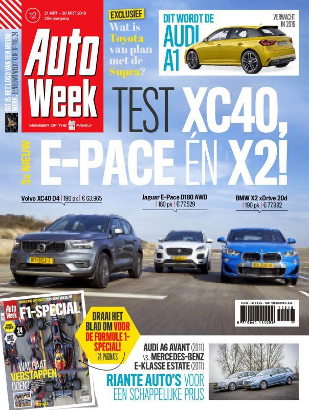 AutoWeek 12 2018