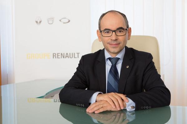 Nieuwe CEO Avtovaz