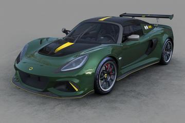 Lotus presenteert Exige Cup 430 Type 25
