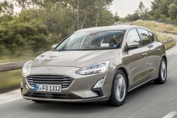 Ook Ford Focus krijgt mild-hybrid motoren