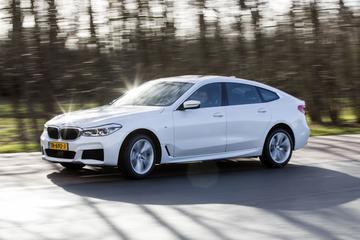 BMW 620d Gran Turismo - Test