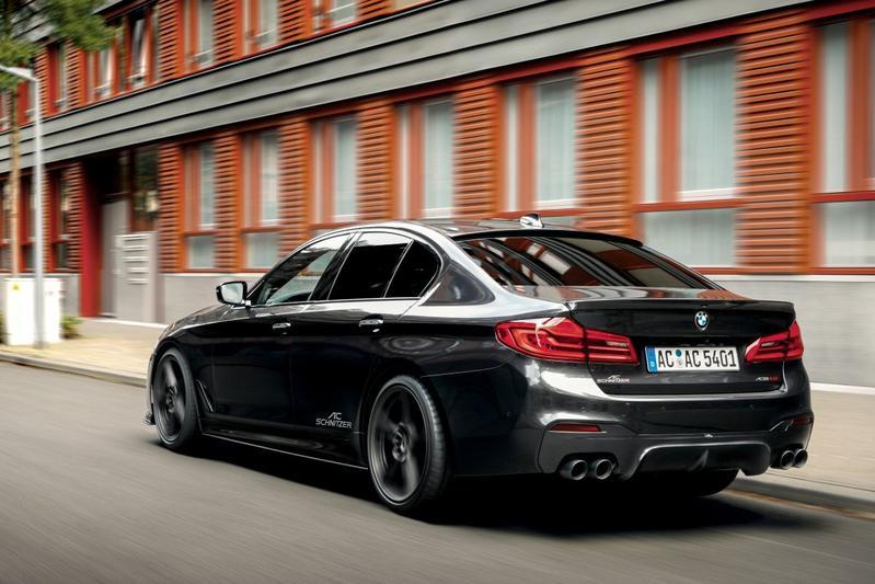 AC Schnitzer komt met pretpakket voor BMW 5-serie