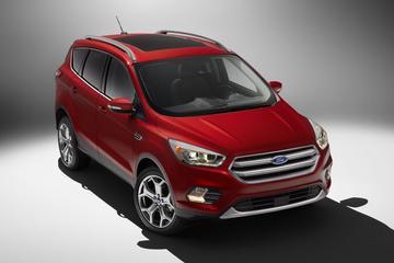 Ford Escape gefacelift