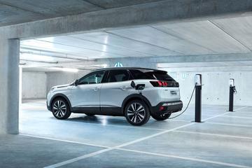 Elektrische range Peugeot 3008 GT Hybrid4 aangescherpt