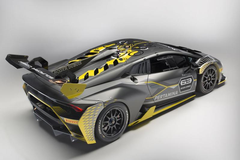 'Extremere versies Lamborghini op komst'