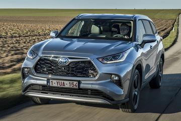 Test: Toyota Highlander