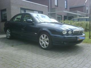 Jaguar X-Type 2.2D Executive (2006)