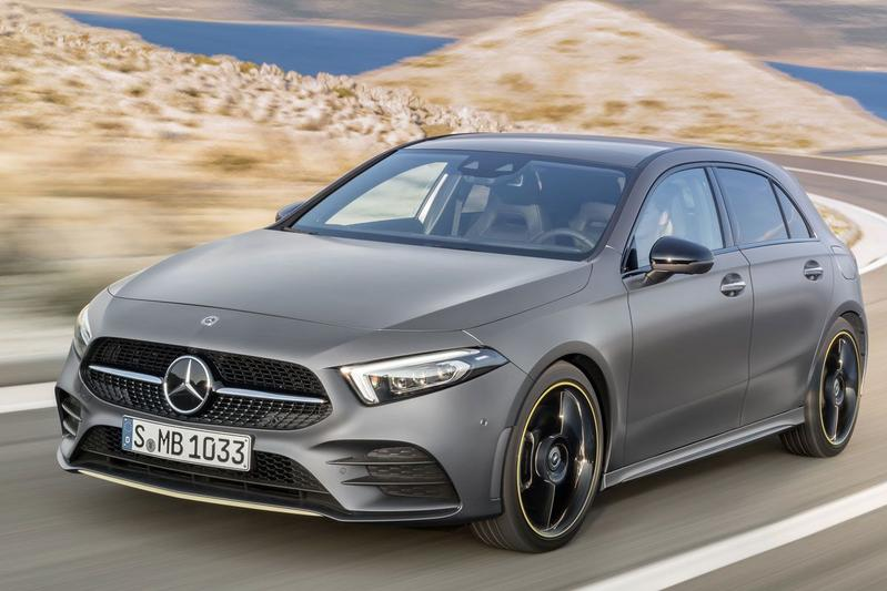 Mercedes Benz A Klasse Launch Edition Actieauto Nl