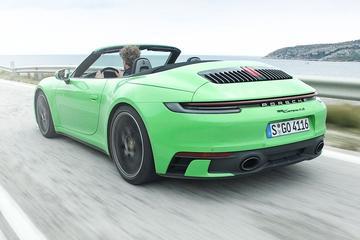 Porsche 911 Cabriolet – Rij-impressie