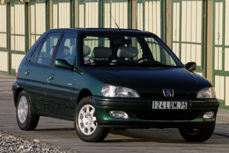 Peugeot 106 XR 1.1 (2003)