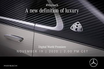 Mercedes-Maybach S-klasse klaar voor debuut