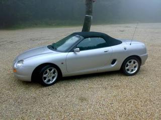 MG F 1.8i (1999)