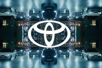 Ook Toyota introduceert nieuw logo