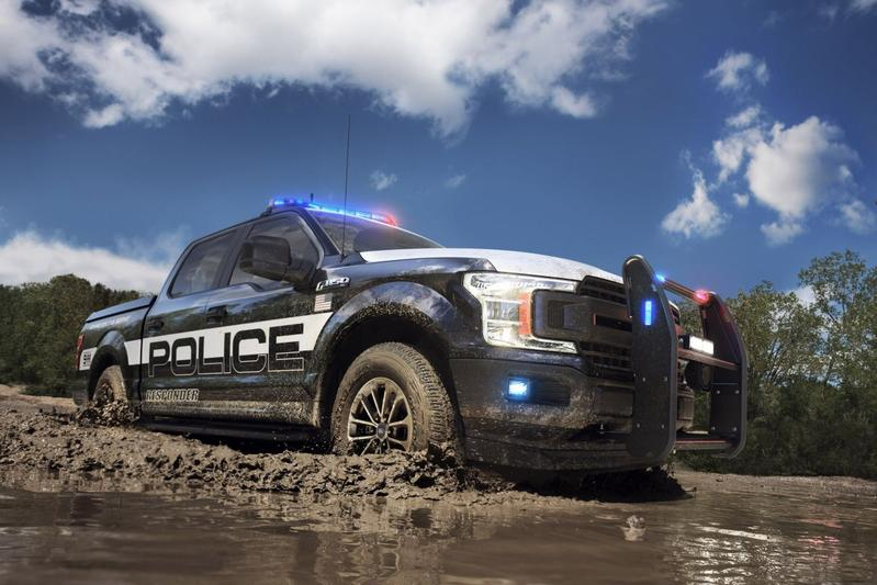 Ford F-150 als Police Responder