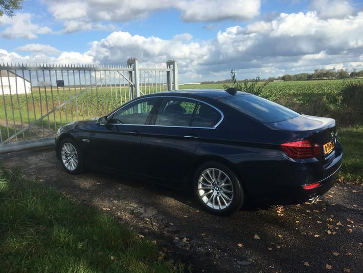 BMW 520i (2014)