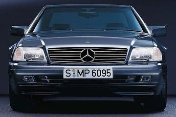 Mercedes-Benz SL (R129) - Facelift Friday