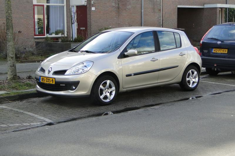 Renault Clio 1 4 16v Privilge 2006 Review Autoweek Nl