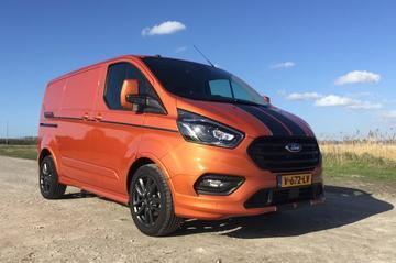 Gereden: Ford Transit Custom 290 L1H1 Sport 170 pk