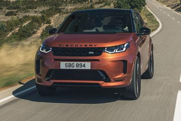 Nieuwe motoren voor Range Rover Evoque en Land Rover Discovery