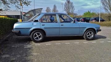 Opel Ascona B 2.0 S (1981)