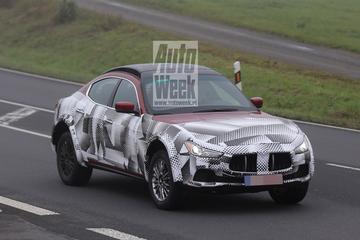 Maserati komt toch met plug-inhybrides