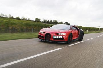 Bugatti Chiron Sport - Rij-impressie