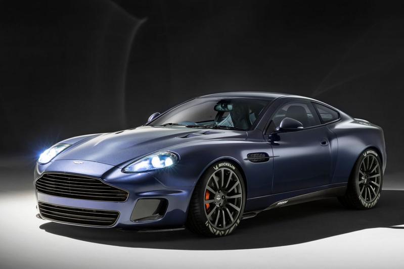 Aston Martin Vanquish V12 Callum
