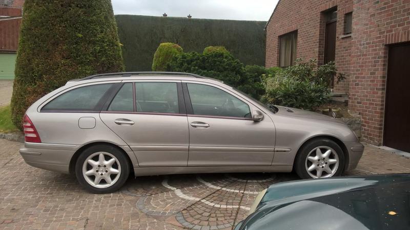 Mercedes-Benz C 220 CDI Elegance Combi (2004)