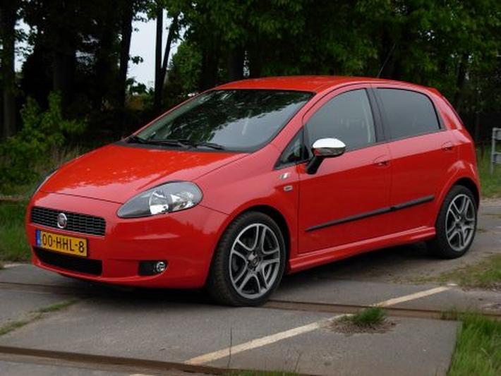 fiat punto 2008 1.4 turbo