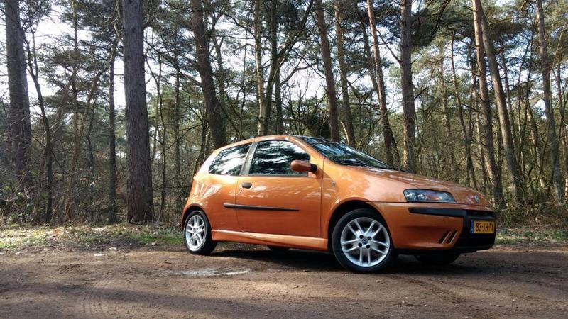 Fiat Punto 1.2 16v Sporting (2002)