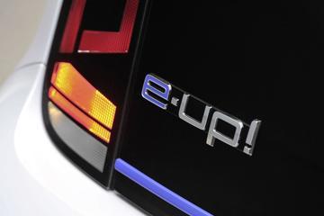 Volkswagen e-Up krijgt krachtigere accu