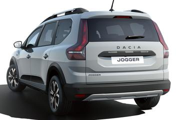 Dacia Jogger straks ook als hybride