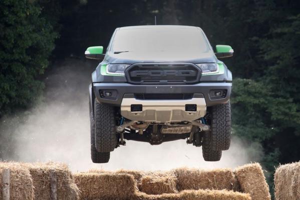 Ford lanceert sportmodel tijdens gamebeurs